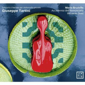Giuseppe Tartini: Concerti E Sonate Per Violoncello Piccolo - Mario Brunello