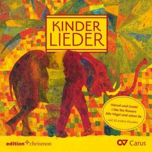 Kinderlieder Vol. 4 - Kinderchor Singsalasing
