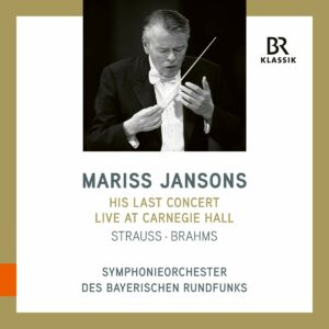 His Last Concert, Live At Carnegie - Mariss Jansons