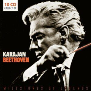 Karajan / Beethoven: Milestones Of Legends