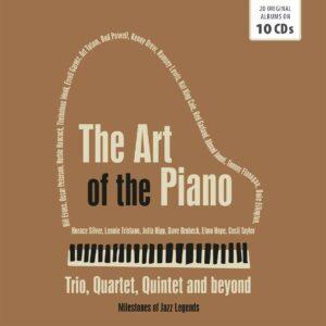 The Art Of The Piano Trio,  Quartet,  Quintet