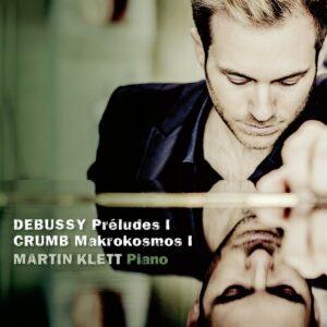 Debussy & Crumb - Martin Klett