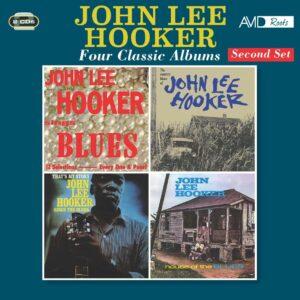 Four Classic Albums - John Lee Hooker