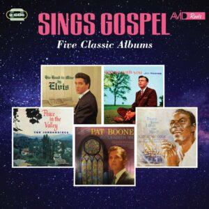 Sings Gospel - Five Classic Albums