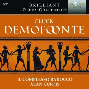 Christoph Willibald Gluck: Demofoonte - Alan Curtis