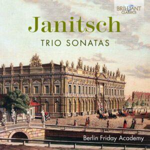 Johann Gottlieb Janitsch: Trio Sonatas - Berlin Friday Academy