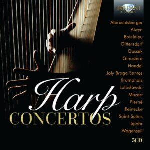 Harp Concertos - Box Set