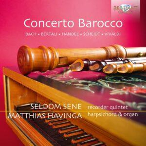 Concerto Barocco - Seldom Sene