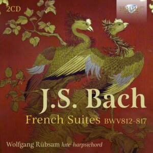 Bach: French Suites BWV812-817 - Wolfgang Rubsam