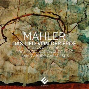 Gustav Mahler: Das Lied Von Der Erde - Jean-Claude Casadesus