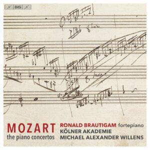 Mozart: Complete Piano Concertos - Ronald Brautigam
