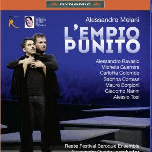Alessandro Melani: L'Empio Punito - Alessandro Ravasio