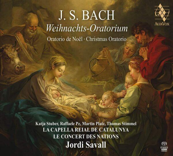 Bach: Weihnachtsoratorium - Jordi Savall