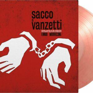 Sacco E Vanzetti (OST) (Vinyl) - Ennio Morricone
