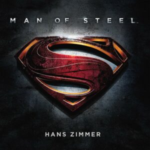 Man Of Steel (OST) (Vinyl) - Hans Zimmer