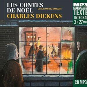Charles Dickens: Les Contes De Noël - Matthieu Barrabès