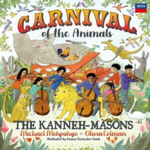 Carnival Of The Animals (Vinyl) - The Kanneh-Masons