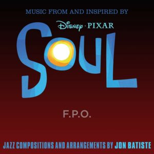 Music From And Inspired By Soul (OST) (Vinyl) - Jon Batiste