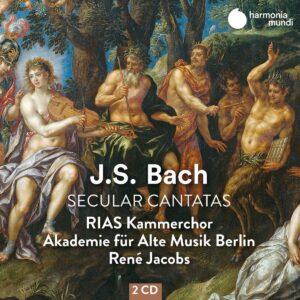 Bach: Secular Cantatas, BWV 201, 205 & 21 - René Jacobs