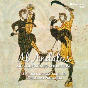Al Andalus, Musique Arabo-Andalouse - Gregorio Paniagua