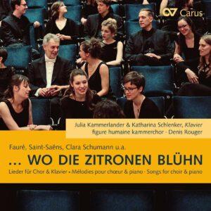 ...Wo Die Zitronen Blühn: Songs Arranged For Choir & Piano - Julia Kammerlander