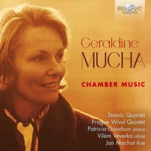 Geraldine Mucha: Chamber Music - Stamitz Quartet