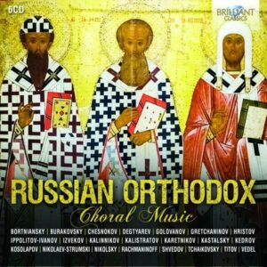Russian Orthodox Choral Music