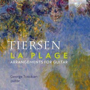 Yann Tiersen: La Plage, Arrangements For Guitar - George Tossikian