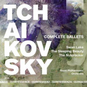 Tchaikovsky: Complete Ballets - Royal Philharmonic Orchestra