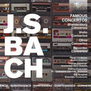 Bach: Famous Concertos