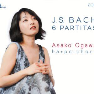Bach: 6 Partitas BWV 825-830 - Asako Ogawa