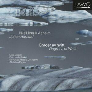 Nils Henrik Asheim & Johan Harstad: Grader av hvitt / Degrees of White