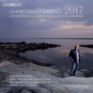 Christian Lindberg: 2017 - Evelyn Glennie