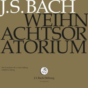 Bach: Weihnachtsoratorium - Rudolf Lutz