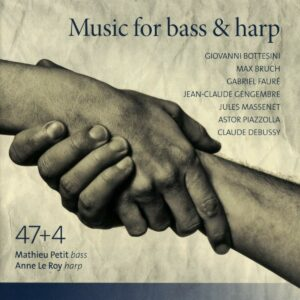 Music For Bass And Harp - Mathieu Petit & Anne Le Roy
