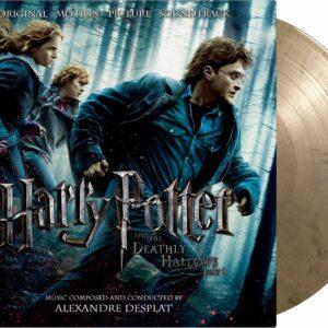 Harry Potter & The Deathly Hallows Pt.1 (OST) (Vinyl) - Alexandre Desplat