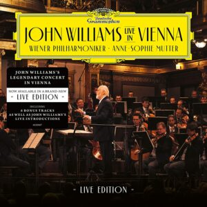 John Williams: Live In Vienna - Anne-Sophie Mutter
