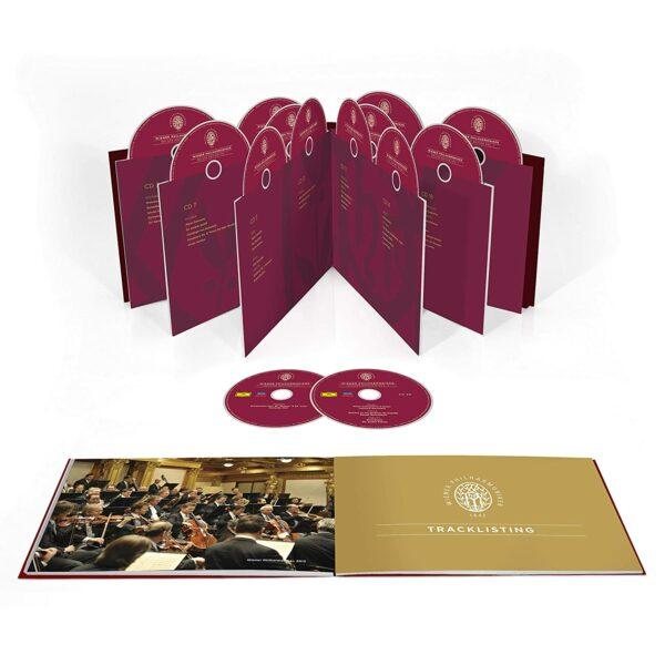 Deluxe Edition Vol.1 (Ltd.Ed.) - Wiener Philharmoniker