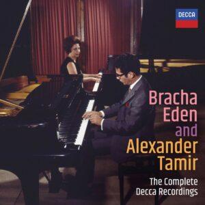 The Complete Decca Recordings - Bracha Eden & Alexander Tamir