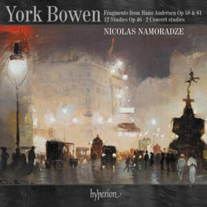 York Bowen: Fragments From Hans Andersen - Nicolas Namoradze