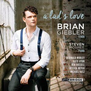 A Lad's Love - Brian Giebler