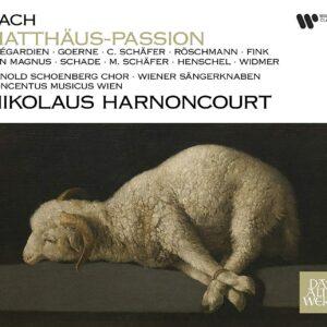 Bach: Matthäus-Passion - Nikolaus Harnoncourt