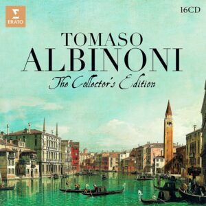 Tomaso Albinoni - The Collector's Edition