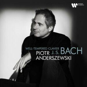 Bach: Well Tempered Clavier II - Piotr Anderszewski