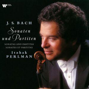 Bach: Sonatas & Partitas (Vinyl) - Itzhak Perlman