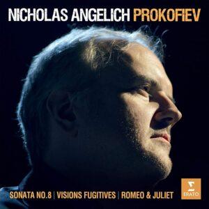 Prokofiev: Sonata No.8, Visions Figitives, Romeo & Juliet - Nicholas Angelich