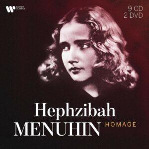 Hephzibah Menuhin Homage (Box Set) - Hephzibah Menuhin