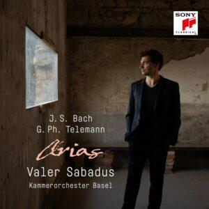 Bach & Telemann: Arias - Valer Sabadus
