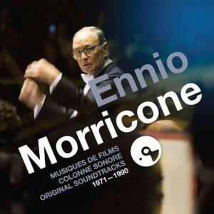 Musiques De Films, 1971-1990 (OST) (Vinyl) - Ennio Morricone