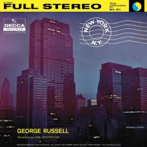 New York, NY (Vinyl) - George Russell